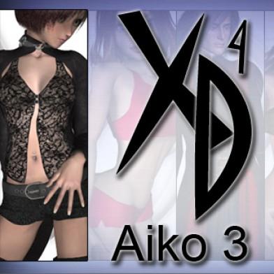Aiko 3 CrossDresser 4 License Image