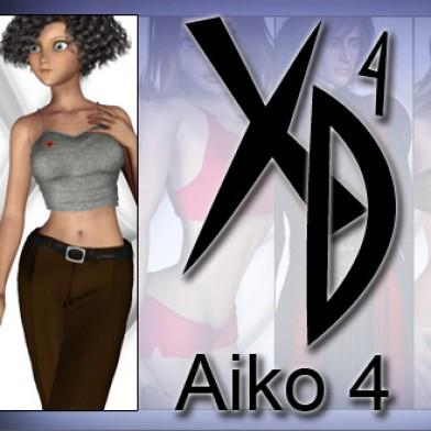 Aiko 4 CrossDresser License Image