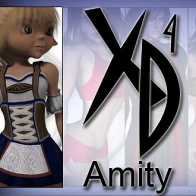 Amity: CrossDresser License Image