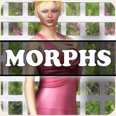 Morphs for Wedding Belles: V4 Bliss Image