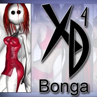 Bonga CrossDresser License Image