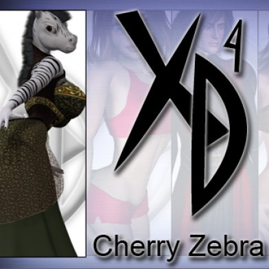 Cherry Zebra: CrossDresser License