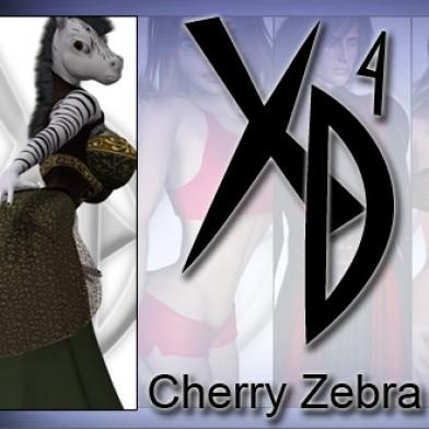 Cherry Zebra: CrossDresser License