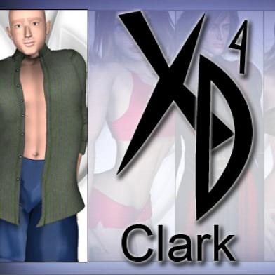 Clark CrossDresser License Image