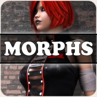 Morphs for V4 Code 51 Shirt Image