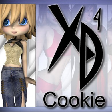 Cookie CrossDresser License Image