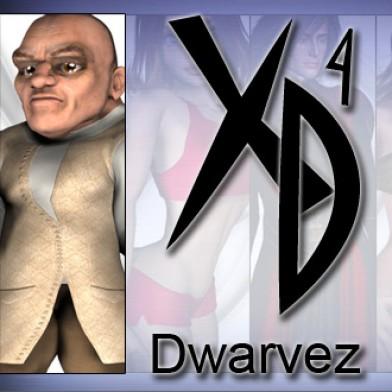 Dwarvez CrossDresser License Image
