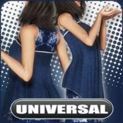 Universal Asian Priestess Image