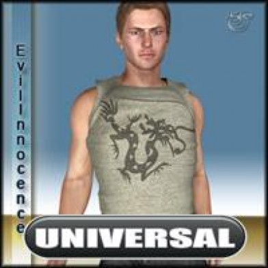 Universal Dragon Shirt Image