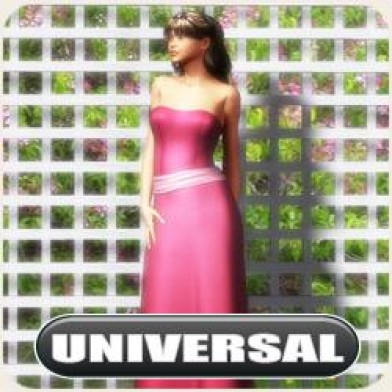 Universal Wedding Belles Joy Dress Image