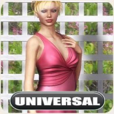 Universal Wedding Belles Bliss Dress Image