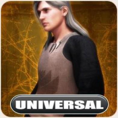 Universal Cuffed Shirt Image