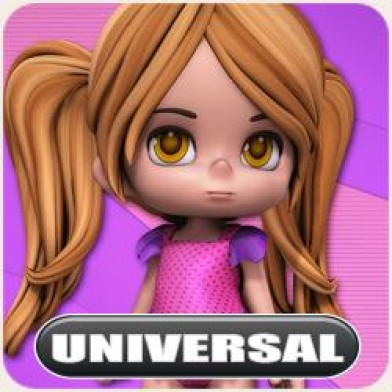 Universal Lil Fish One Piece Swimsuit Image