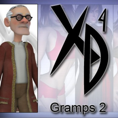 Gramps 2: CrossDresser License Image