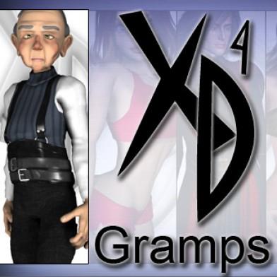 Gramps CrossDresser License Image