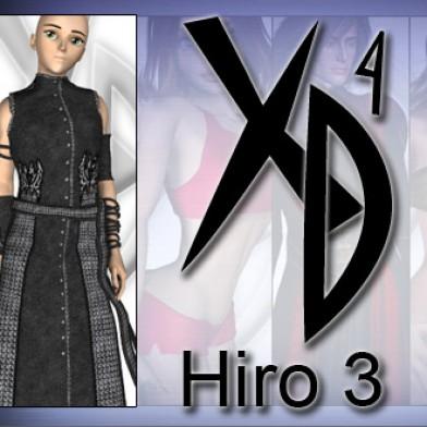 Hiro 3 CrossDresser License Image
