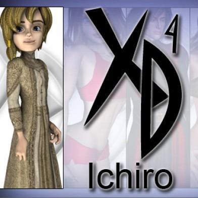 Ichiro CrossDresser License Image