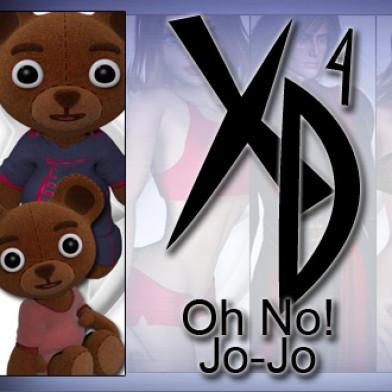 Oh No! Jo-Jo: CrossDresser License Image