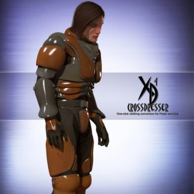 L'Homme: CrossDresser License image