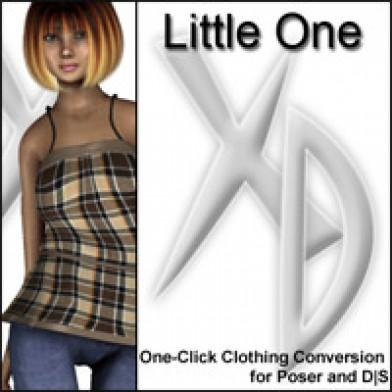 little one crossdresser license image