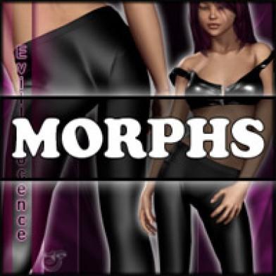Morph for V4 Long Leggings Image