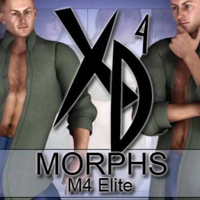 m4 elite xd morphs image