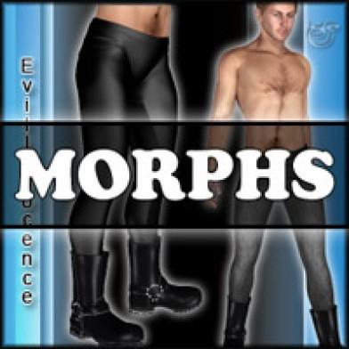 Morphs for M4 Long Leggings Image