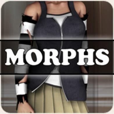 Morphs for V4 Torn Sleeves Image