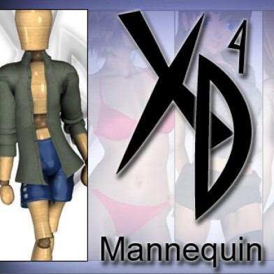 Mannequin CrossDresser License Image