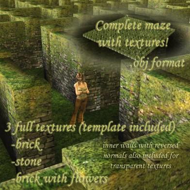 Maze Prop