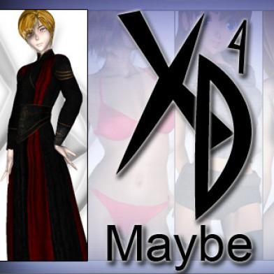 Maybe CrossDresser License Image