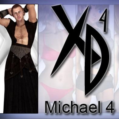 Michael 4 CrossDresser License Image