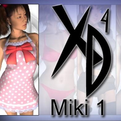 Miki 1 CrossDresser License Image