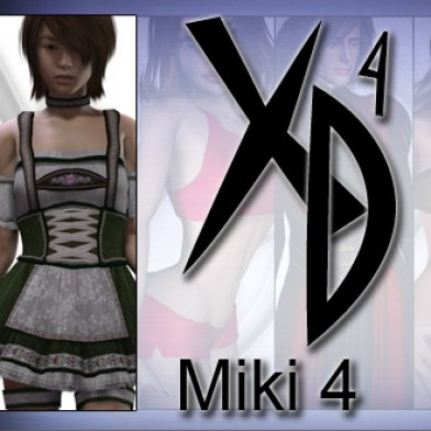Miki 4: CrossDresser License Image