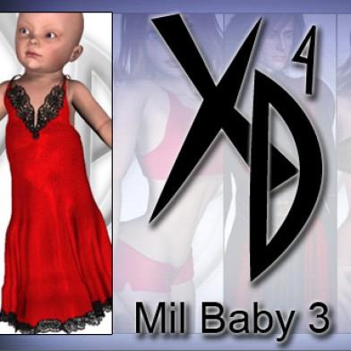 Millennium Baby 3 CrossDresser License Image