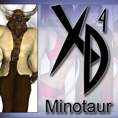 Minotaur CrossDresser License Image
