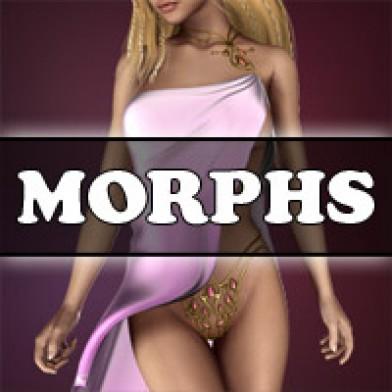 Morphs for V4 Teardrop Image
