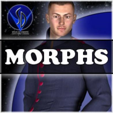 Morphs for Space Defenders M4 Commander Image