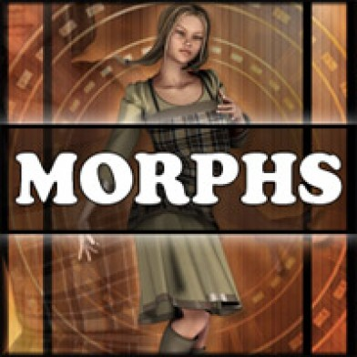 Morphs for V4 Village Girl Image
