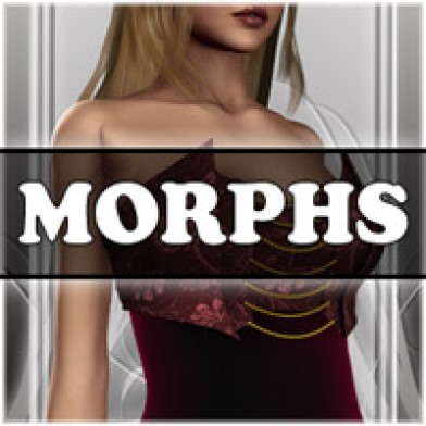 Morphs for V4 Queen of the Night Image