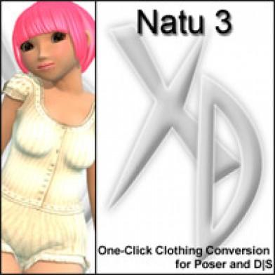 Natu 3 crossdresser license image