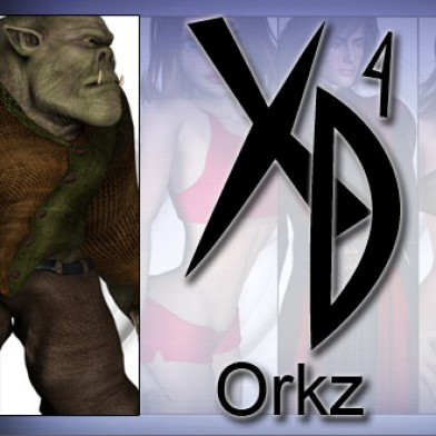 Orkz CrossDresser License Installer Image