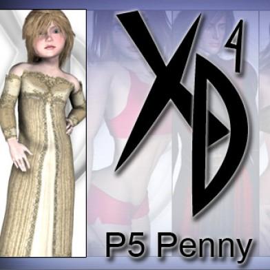 P5 Penny CrossDresser License Image