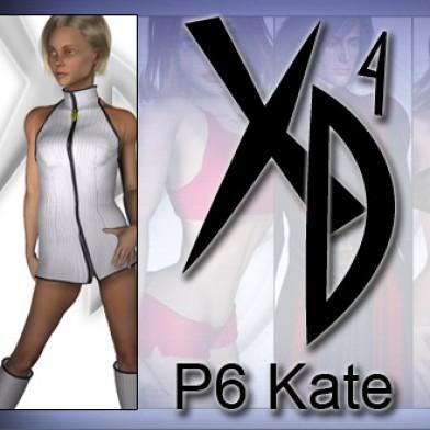 P6 Kate CrossDresser License Image