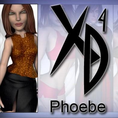Phoebe: CrossDresser License Image