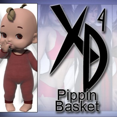 Pippin Basket: CrossDresser License Image
