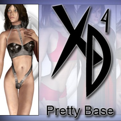 Pretty Base CrossDresser License Image