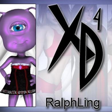 ralphling CrossDresser License Image
