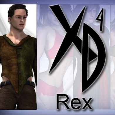 Rex: CrossDresser License Image