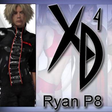 Ryan P8: CrossDresser License Image